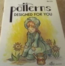 Patterns Designed For You Daisy Book Tole Painting Transfers Patterns - ... - $3.00