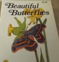 Beautiful Butterflies by Daisy Book Tole Painting Transfers Patterns - 1977 - $3.00