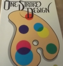 One Stroke Design by Daisy Book Tole Painting Transfers Patterns - $3.00