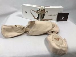 Bloch Elastosplit X Canvas ES0251L Pink Ballet Slippers, Ladies Size 7.5B, New - $17.09