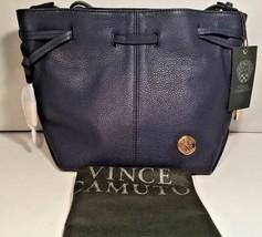 Vince Camuto Nisha Blue Crossbody Shoulder Bag Small/Medium NWT - $160.04