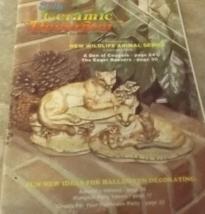 The Ceramic Decorator August 1982 - $3.25