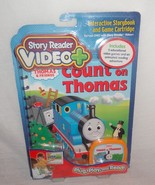 New Thomas & Friends Count on Thomas Story Reader Video 2006 - $11.81