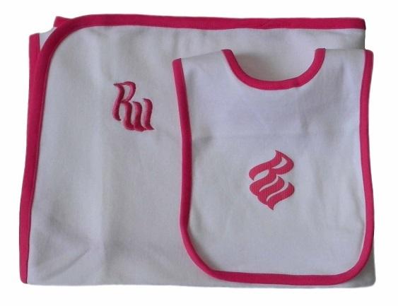 Rocawear blanket set  drk pk 50    copy