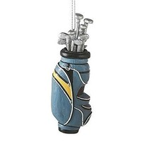 Golf Bag For Man Blue Midwest-CBK Christmas Tre... - $11.83