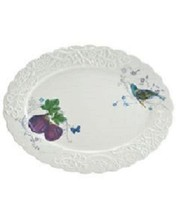 Mikasa Dinnerware Antique Countryside Fig Oval Platter NEW - $54.99