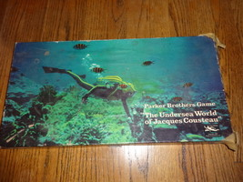 The Undersea World of Jacques Cousteau board game - $8.00