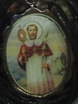 Medalla Honda de San Ramón Nonato Medalla y de Santo / Con cable Collar - L05696 image 2
