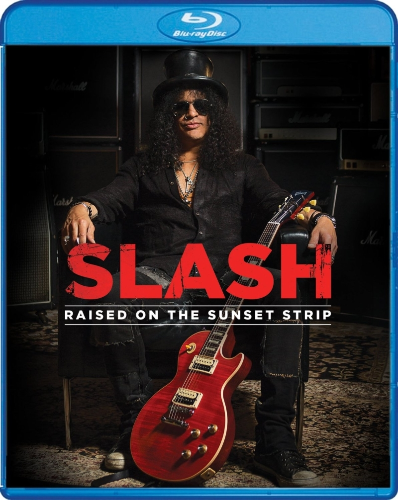 Raised on the sunset strip  blu ray movie  slash  grohl  perry  cooper  sixx