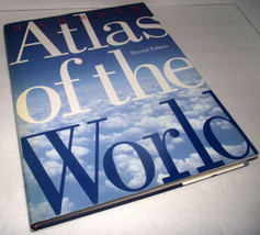 World Maps Hammond Atlas USA Europe Asia Russia Australia History HBDJ G... - $28.66