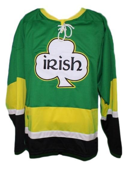 Custom name   team ireland irish hockey jersey green   1