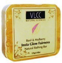 VLCC Insta Glow Fairness Basil and Mulberry 125g - $29.16