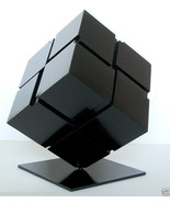 "Tony Rosenthal Miniature 21"" Alamo aka Astor Place Cube Landmark Sculpture! - $29,700.00"