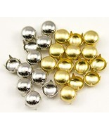 5mm Gold Pearl Stud 4 Prongs Non Rusting - 200 Pieces - $4.43