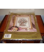 Something Special Basket Bouquet Cross Stitch Kit - $16.99