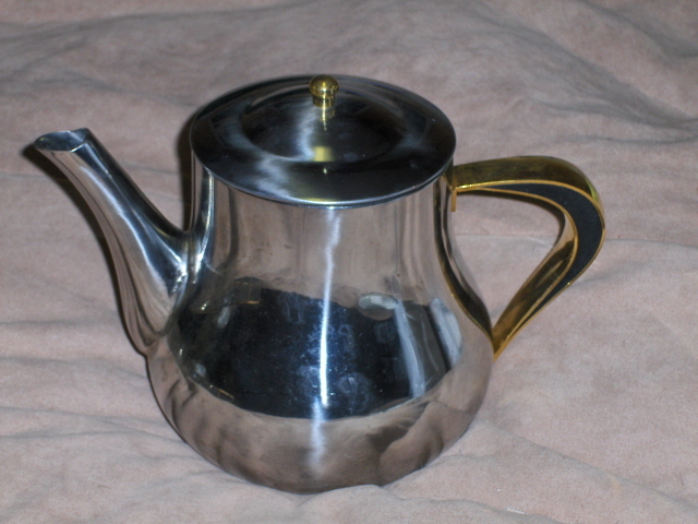 Primary image for CulinArt Stainless Steel Coffee or Tea Pot Carafe Server Pitcher