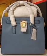 NWT MICHAEL KORS Hamilton Large North South Saf... - $284.05