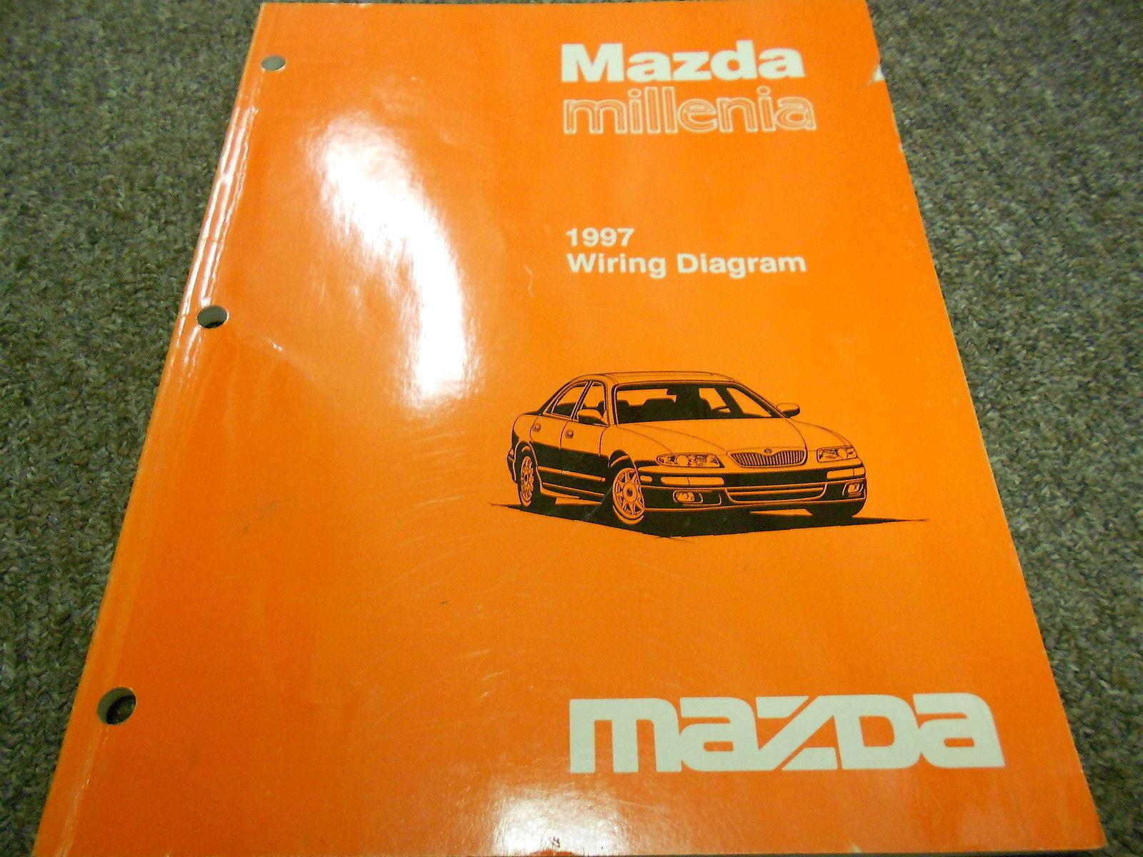 ... 1997 Mazda Millenia Service Repair Shop Manual HUGE SET FACTORY OEM  BOOKS 97 ...