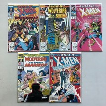 Lot of 5 What If (1989 2nd Series) #6 7 12 43 60 VF Very Fine - $19.80