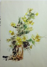 Yellow Bouquet by Haas - $95.00