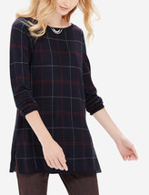 The Limited Check Tunic Sweater, size L, New - $35.00