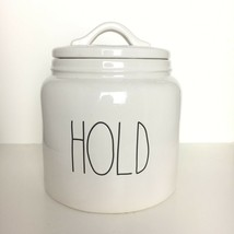 Rae Dunn LL Hold Canister - Free Shipping - New - Large Letter - Full Size - $37.36