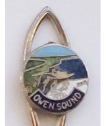 Collector Souvenir Spoon Canada Ontario Owen Sound - $9.99