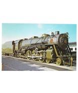 Baltimore Ohio B&O Railroad President Washington Locomotive 5300 Train P... - $4.99