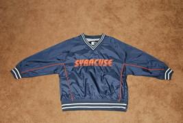 Syracuse Orange NCAA Starter Youth Pullover V-neck Windbreaker Jacket Sm... - $24.99