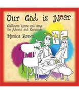 OUR GOD IS NEAR PLAY & BOOKLET by Monica Brown  - $18.95