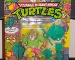 1990 Teenage Mutant Ninja Turtles Napoleon Bonafrog Figure New In The Package