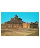Baltimore MD Railroad B&O Transportation Museum Trains Postcard Baltimor... - $4.99