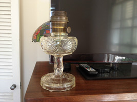 Vintage Mantle Lamp Co. Aladdin Oil Lamp Nu Type Model B ,Antiques,Cabin,Farm, - $292.05