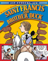 Saint francis and brother duck   book thumb200