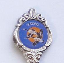 Collector Souvenir Spoon Canada Saskatchewan Prince Albert W.F.A. Turgeon School - $2.99