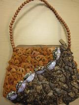 Mido Collection Seashell Bead Handbag  - $20.00