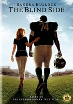 THE BLIND SIDE Starring Sandra Bullock - DVD