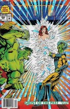 The Incredible Hulk #400 Newsstand Foil Cover (1968-1999) Marvel Comics - $18.52