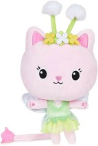"DreamWorks GABBY'S DOLLHOUSE 7"" KITTY FAIRY Purr-ific Plush Toy New  HTF - $17.77"