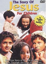 THE STORY OF JESUS FOR CHILDREN - Ages 5 -105 - DVD