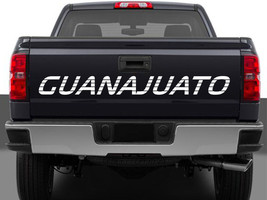 Guanajuato Mexico Truck Decal Sticker Tailgate for Chevy Silverado GMC Sierra 90 - $16.95