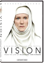 VISION:FROM THE LIFE OF HILDEGARD VON BINGEN - DVD