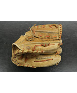 "Richie Hebner Spalding Baseball Glove Leather Model 42-3221 RHT 12"" Pirates - $48.51"
