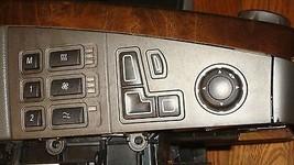 BMW E65 745i 745Li OEM Front Driver Seat Switch w/Heat AC Control Unit - $79.99