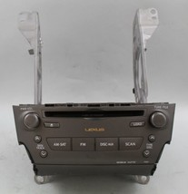 06 07 08 LEXUS IS250 IS350  AM/FM RADIO CD PLAYER RECEIVER 86120-53320 OEM - $153.44