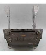 06 07 08 LEXUS IS250 IS350  AM/FM RADIO CD PLAYER RECEIVER 86120-53320 OEM - $153.44