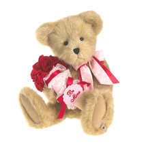 "Boyds Bears ""Romeo Luvington"" #4026182- 12"" Plush Bear- NWT-2011- Retired - $39.99"