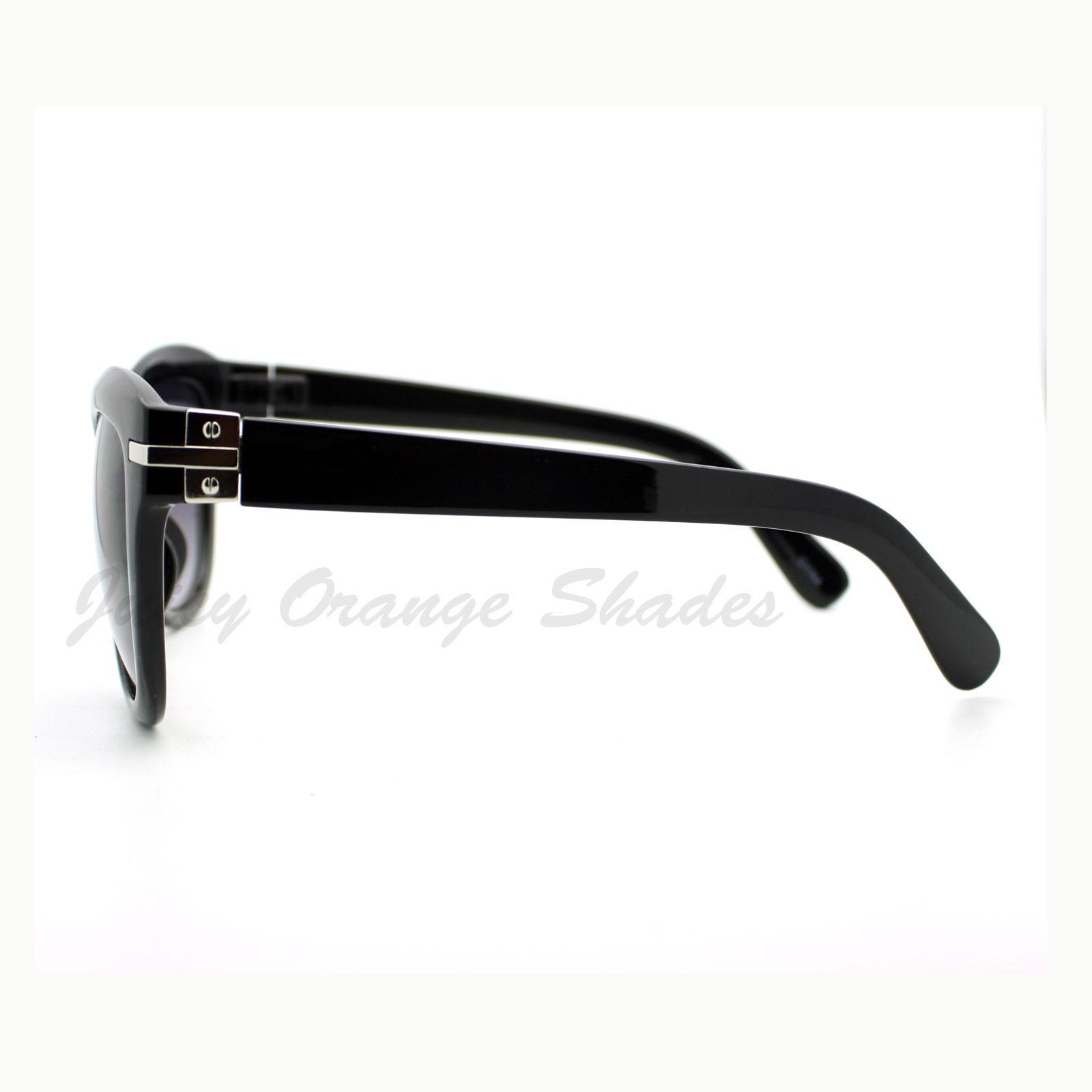 Women's Fashion Sunglasses Oversized Butterfly Cateye Frame