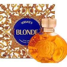 Primary image for VERSACE BLONDE FOR WOMEN 1.6 OZ / 50 ML EAU DE TOILETTE SPRAY