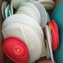 Vintage Tupperware Replacement Container Lids - You Choose Size - $1.99+